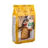 Pão Integral Torrado Dextrin Com Sementes De Linho 300g da Santiveri