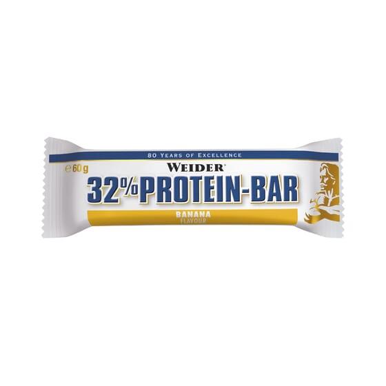 32% Protein Bar 24 x 60g de Weider