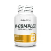 B-COMPLEX 60 Comprimés - BIOTECH USA
