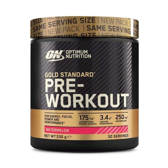 GOLD STANDARD PRE-WORKOUT 330g da Optimum Nutrition
