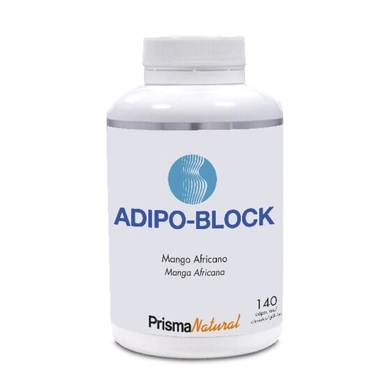 Adipo-Block Total 140 Caps de Prisma Natural