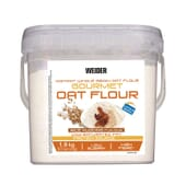 Gourmet Oat Flour 1,9kg de Weider