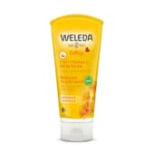 Shampoo & Gel Doccia Alla Calendula 200 ml di Weleda