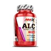 Carniline Alc 120 Caps da Amix Nutrition