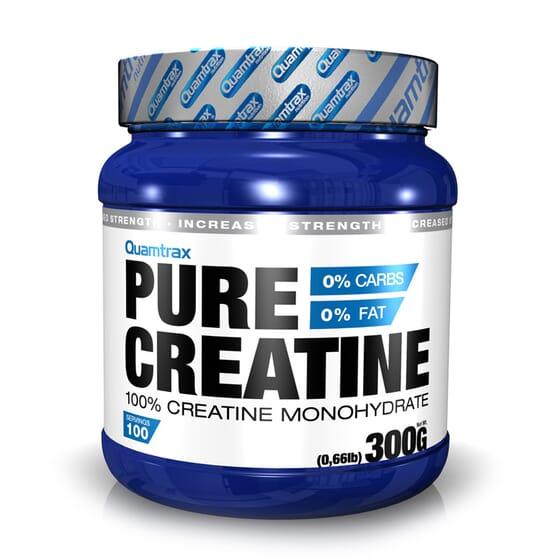 Creatine 100% Pure 300g de Quamtrax