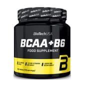 Bcaa + B6 340 Tabs da Biotech USA