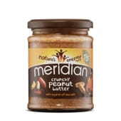 Crema Croccante Di Arachidi Con Sale Marino 280g di Meridian Foods