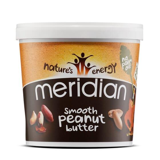 Crema de Cacahuete 1000g de Meridian Foods