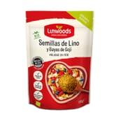 Semillas De Lino Y Bayas De Goji 200g de Linwoods