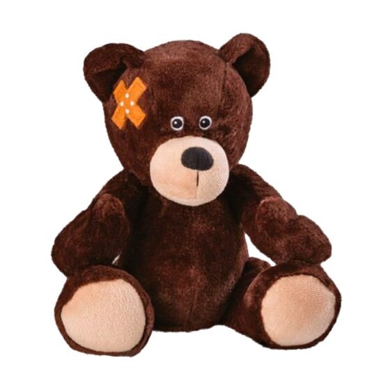 PELUCHE BOUILLOTE OURS BRUN - WARMIES