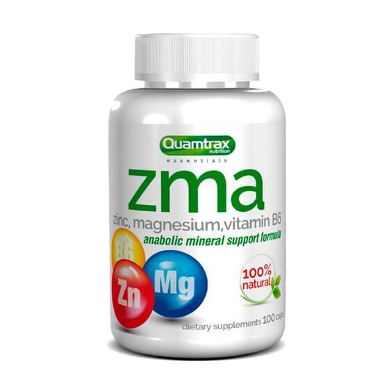 ZMA 100 Caps de Quamtrax Essentials