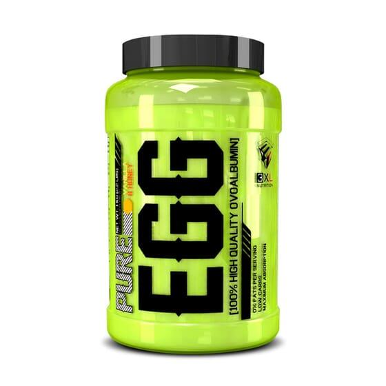 PURE EGG 1 Kg - 3XL NUTRITION