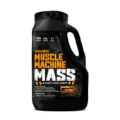 MUSCLE MACHINE MASS 2,25 Kg - GRENADE