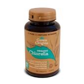 Chlorella Orgánico 180 Tabs de Green Origins