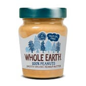 Crema De Cacahuete Orgánico 227g de Whole Earth