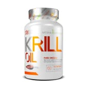 Krill Oil Superba 120 Softgels de Starlabs Nutrition