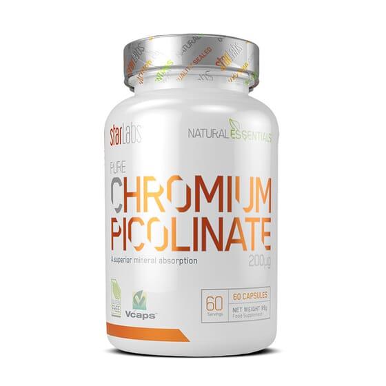 Chromium Picolinate 60 Caps da Starlabs Nutrition