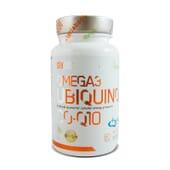 Omega3 Ubiquinol Co-Q10 60 Caps de Starlabs Nutrition