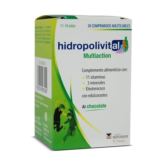 HIDROPOLIVITAL MULTIACTION 30 Comprimés - HIDROPOLIVITAL