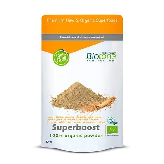 Superboost Bio 200g da Biotona