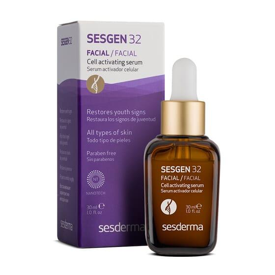 SESGEN 32 SÉRUM ACTIVATEUR CELLULAIRE 30 ml - SESDERMA