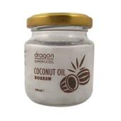 Aceite De Coco Orgánico 100ml de Dragon Superfoods