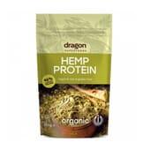 Proteina De Cânhamo Biológico 200g da Dragon Superfoods