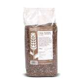SEMILLAS DE CHIA ORGANICA 500g - DRAGON SUPERFOODS