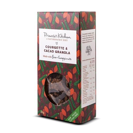Granola De Abóbora E Cacau 300g da Primrose´s Kitchen
