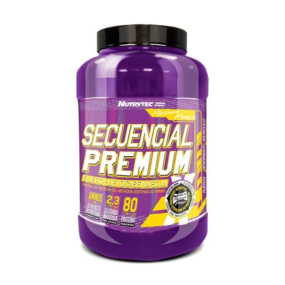 SECUENCIAL PREMIUM (Platinum Pro) 1 Kg - NUTRYTEC
