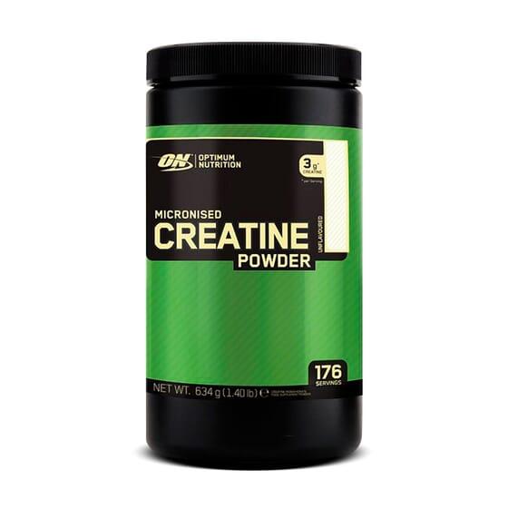 MICRONIZED CREATINE POWDER 317 g - OPTIMUM NUTRITION