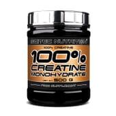 100% Creatine Monohydrate 500g de Scitec