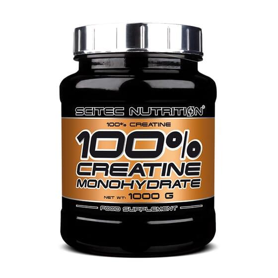 100% CREATINE MONOHYDRATE 1000 g - SCITEC