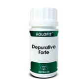 Holofit Depurativo Forte 50 Caps da Equisalud