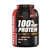 100% Whey Protein 2250g de Nutrend