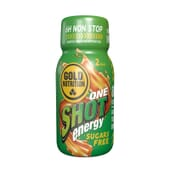 One shot energy 1 via de 60ml de Gold Nutrition