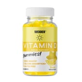 Vitamin D Gummies! 50 Uds de Weider