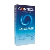CONTROL LATEX FREE 5 Unités - CONTROL