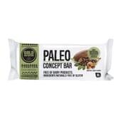 O Paleo Concept Bar é uma barra feita con ingredientes naturais.
