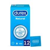 Durex Natural Plus 12 Unids. da Durex