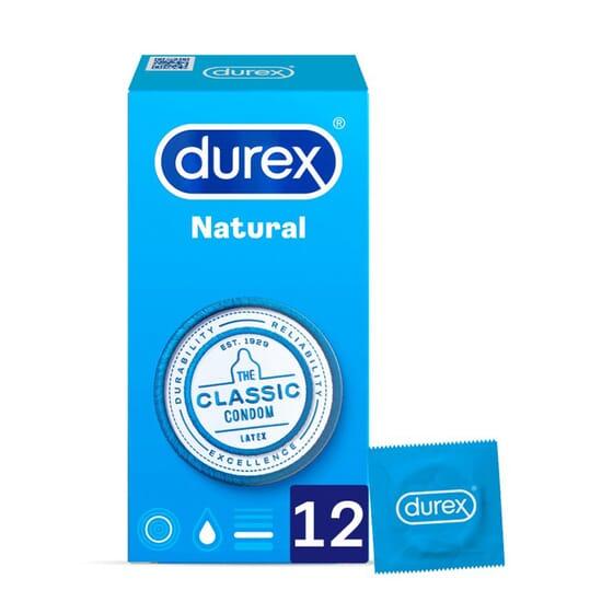 DUREX CLASSIC NATURAL 12 Unités - DUREX