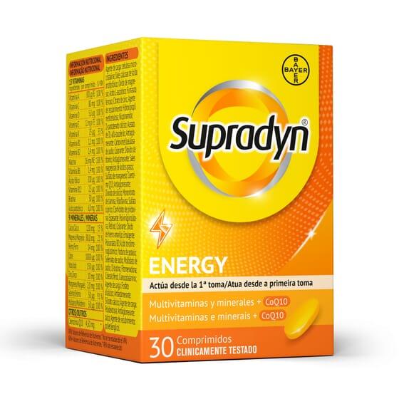 Supradyn Energy Extra est indiqué pour vous apporter de l'énergie et vitalité dont vous avez bes