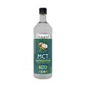 Óleo MCT de Coco Keto 1000 ml da Drasanvi