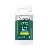 BHB MCT Vinagre De Maçã Keto 600 mg 60 Caps da Drasanvi
