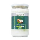 Aceite De Coco Virgen Extra Bio Keto 500 ml de Drasanvi