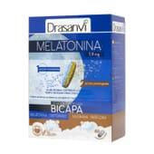 Melatonina 1,9 mg Bicapa Retard 60 Tabs de Drasanvi