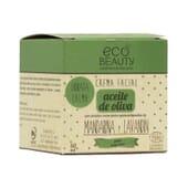 Crème Visage À L'Huile D'Olive Bio 50 ml de Ecobeauty