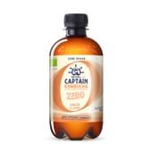 Té Kombucha Bio-Zero Ginger Lemon 1000 ml de Captain Kombucha