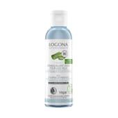 Aceite Desmaquillante Ojos Suave Aloe Y Almendras Bio 125 ml de Logona