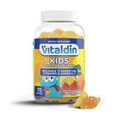 Kids Multivitamin Gummies 70 Unités de Vitaldin